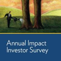 2016 Impact Investor Survey